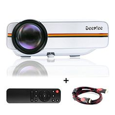 Mini Projector, Deeplee DP400 1200 Lumen LED LCD Home The... https://www.amazon.co.uk/dp/B01MRG5G0T/ref=cm_sw_r_pi_dp_x_RNedAb0WHRKC1