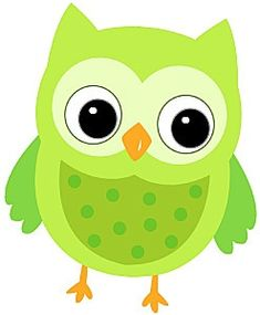 9 owls personal or small commercial use p047 owl commercial rh pinterest com black and white clipart pictures of owl