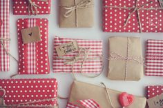 I love these packages by @Katherine  Marie
