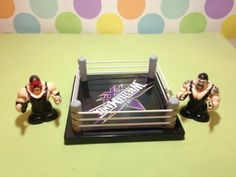 WWE Superstar Ring Thumbpers Kane vs Undertaker Series 1 Игрушки для Мальчиков http://video-kid.com/16984-wwe-superstar-ring-thumbpers-kane-vs-undertaker-series-1-igrushki-dlja-malchikov.html  Let's play with WWE Superstar Ring Thumbpers today! Kane vs Undertaker! And discover 2 ways to play! 2 manieres de jouer! Давай сегодня поиграем на Суперстар ринге! Кейн против Андертейкера! Let's play! Potap!!!