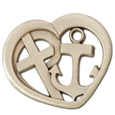 Christian Care Ministry Gifts-Faith, Hope, Love Pocket Piece