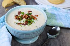 Paleo Clam Chowder | Gluten Free, Dairy Free, and Soy Free, fits all The Food Standards