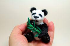 Pandavirus bei hope-bears ausgebrochen! :-) Tai-Ling, 8 cm ;-)