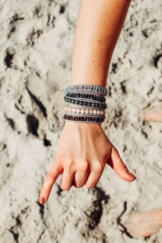 these bracelets are gorgeous! check them out on instagram @everwear