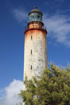Barbados Lighthouse by terrydu, via Flickr