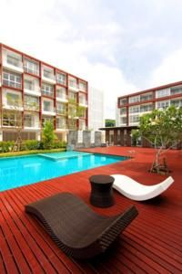 Krabi Villa Pool Apartment Located 35.4 km from Phi Phi Don, Krabi Villa Pool Apartment offers accommodations in Klong Muang Beach. Krabi Villa Pool Apartment features views of the pool and is 8 km from Ao Nang Beach. Free private parking is available on site. #Travel