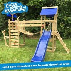 Cool  lovetheoudoors outdoorfun climbingframe repost happycustomer customer customerphoto customerlove thankyou kids play inspiration garden