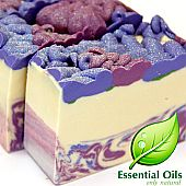 Lavender Mint - EO only Natural Soap