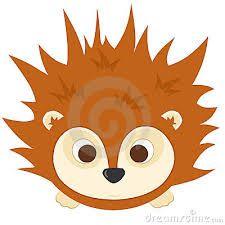 Image result for cute hedgehog illustration