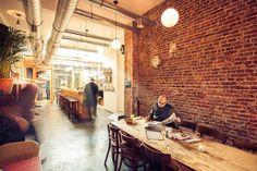 Waar je in België moet zijn om te eten, te drinken en te slapen? Het boek 'New places to be' noemt 100 bijzondere hotspots in België. Wij vroegen de auteur naar haar persoonlijke favorieten!
