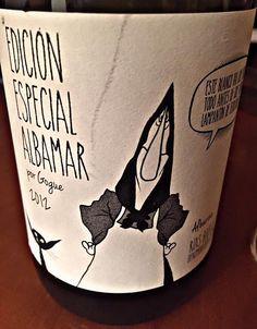 El Alma del Vino.: Bodegas Albamar Edición Especial Albariño 2012.
