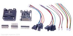 Hyperion F3 Flight Controller Deluxe w/Compass and Barometer SPRacingF3 HP-FCF3DLX