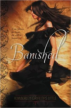 Banished (Forbidden, #2) by Kimberley Griffiths Little