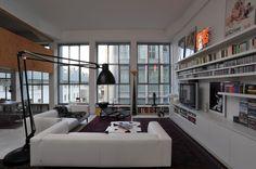 Design Street's Loft in Milan