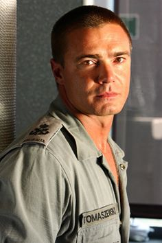 Jeremy Lindsay Taylor as Buffer, Sea Patrol  Google Image Result for http://www.sea-patrol.com/attachment.php%3Fattachmentid%3D11113%26d%3D1348592835%26stc%3D1