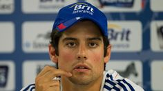 Pitch battles all part of the game for Alastair Cook