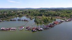 Magyarország egyik legszebb taváról, a Bokodi-tóról készített lélegzetelállító videót Süli Andor.