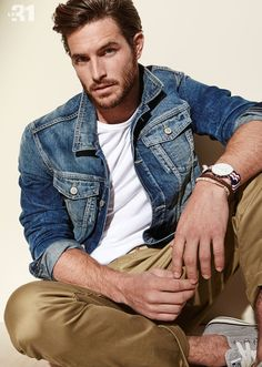 Justice Joslin Appears in Simons Spring 2015 Look Book | DESIGNS FEVER
