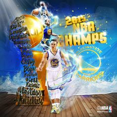 The Golden State @Warriors are the 2015 #NBA Champions!! #NBAFinals #DubNation