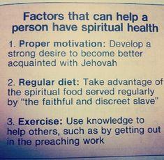 #TrueFitness #jw.org