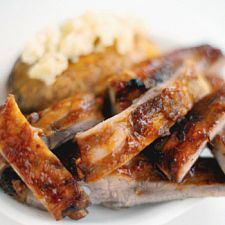 Sweet and Spicy Barbecue Ribs | MyDailyMoment | MyDailymoment.com