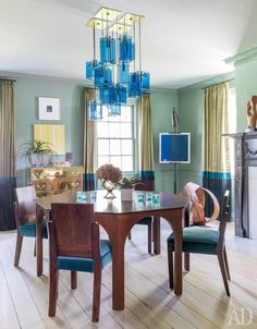 Colorful Decor I Love On Pinterest House Of Turquoise
