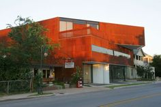 Fachada: Edificio East 11th Street - Bercy Chen Studio #arquitectura