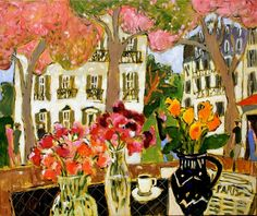 Claude Simard my favorite painter