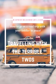 Travelling with a toddler. Tips on travelling. Hacks on what to pack. Snacks to pack. Ideas on entertaining children on a road trip. Essentials for a road trip. Toddler Travel, Travel With Kids, Terrible Twos, A Day In Life, What To Pack, Family Life, Time Travel, Chevrolet Logo, Travelling