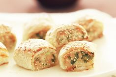 Give an exotic twist to sausage rolls with these Asian spices.