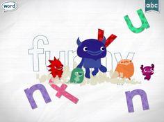 Best reading apps for kids: Endless Reader app for preschoolers