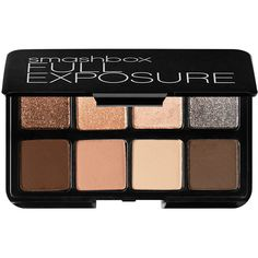 Smashbox Full Exposure Travel Palette found on Polyvore