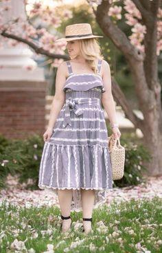 Spring Summer Fashion | Petite Fashion Blog | The Blue Hydrangeas