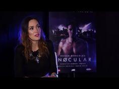 Carla Medina en #Inocular [Press Junket]