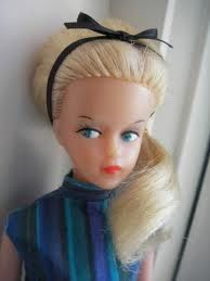 Tressy Doll - mine had brown hair but I did have this dress