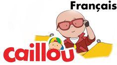 Caillou FRANÇAIS - Caillou joue de la batterie  (S04E07)