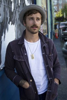John Gourley (Lead singer, Portugal. The Man)