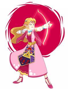 princess by AwesomeBlossomPossum