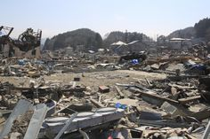 4 years after Japan's 9.0 earthquake (followed by a massive tsunami), they, along with the United Nations, are helping us prepare for our own disasters.