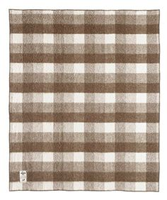 Woolrich Home 92011 Suffolk Wool Buffalo Plaid Blanket * Click on the image for additional details.