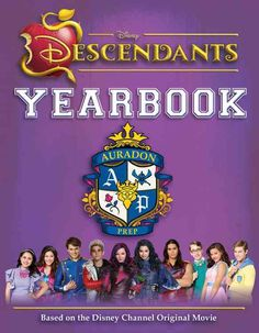 <b>Based on the Disney Channel Original Movie starring Dove Cameron, Booboo Stewart, Sofia Carson, and Cameron Boyce as the teenage sons and daughters of Disney's most infamous villains.</b><br><br>Don't miss a minute from the magical lives of a brand ...