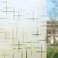 Rabbitgoo 3D Cross Pattern Frosted No Glue Static Cling P... https://www.amazon.com/dp/B01MT7OMJ6/ref=cm_sw_r_pi_dp_U_x_Au2BAb5EDR095