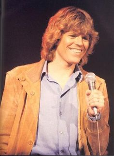 Peter Noone:  Met him one year at Reno's Hot August Nights event and got an autograph.