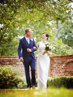 Susannah and Phil's wedding at Lauderdale House, Highgate, London.