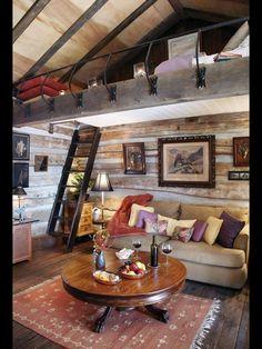 Secret loft!