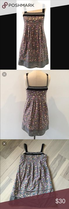 BCBG Maxazria dress BCBG Spring/ summer dress. Has a small tear on the strap which can easily be stitched. BCBGMaxAzria Dresses Mini