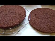 Cokoladna Kora za Torte - YouTube