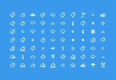 40 best free icon sets, Spring 2015 photo