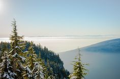 """""""Grouse Mountain"""" by Minh Nguyen on Exposure"""