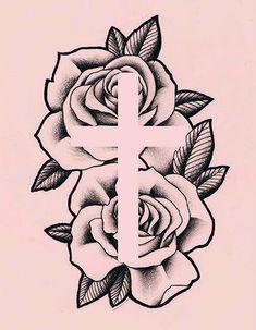 Forarm Tattoos, Forearm Sleeve Tattoos, Dope Tattoos, Arm Tattoos For Guys, Leg Tattoos, Tatoos, Full Sleeve Tattoo Design, Floral Tattoo Design, Cross Tattoo Designs